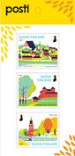 Finland - Nationalpark - Postfrisk sæt 3v