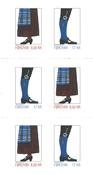 Faroe Islands - Folk costumes - Mint booklet