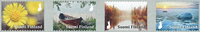 Finland - Four seasons - Mint set 4v