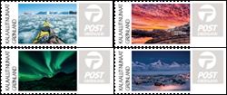 Groenland - Etiquettes d'affranchissement 2017 - Série neuve 4v