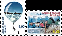 Groenland - L'environnement au Groenland - Série neuve 2v