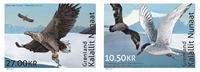 Greenland - Joint issue with TAAF - Mint set 2v