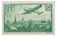 France 1936 - YT A14 - Unused