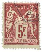France 1925 - YT 216 - Oblitéré
