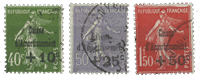 France 1931 - YT 275-77 - Cancelled