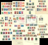 Europa - Samling 1871-1943