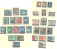 Finland - Collection 1930-1976