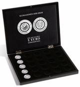 Coffret monnaies pour pièces allem. de 5 euro - Zones climatiques de la Terre - en capsules