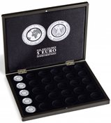 Møntboks - Til 30 x 5-Euro mønter