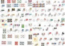 Denmark, Faroes and Greenland - 100 different First Day Covers