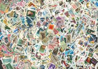 Etats-Unis - 3000 timbres différents
