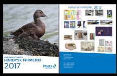 Færøerne - Årsmappe 2017 - Flot årsmappe 2017