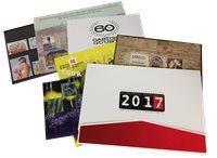 诺菲集邮外国邮票年折年册精美收藏新品热卖比利时年折2017 - 年折
