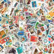 Europa - 500 forskellige frimærker