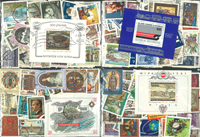 Austria - 1000 diff. commemoratives