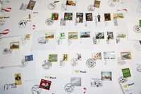 Austria - 200 different Euro First Day Covers