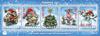 Danmark - Julemærke megaark - Postfrisk megaark