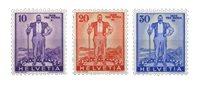Schweiz 1936 - Michel 294/96 - Postfrisk