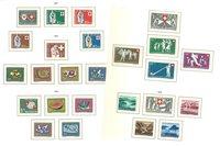 Schweiz - Samling - 1951-91