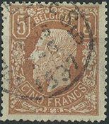 Belgique - 1869