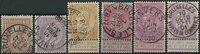 Belgique - 1893-1900