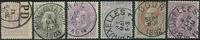 Belgique - 1869-91