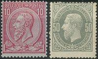 Belgique - 1869-83