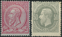 Belgien - 1869-83