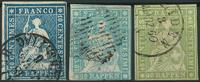 Suisse - 1855-57