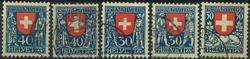 Suisse - 1921-26