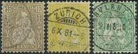 Schweiz - 1862-81