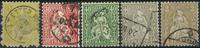 Suisse - 1862-81