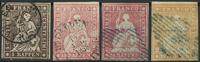 Switzerland - 1854-57