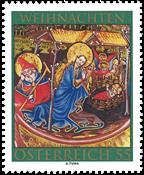 Austria - Christmas 2010 - Mint stamp
