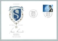 Finland - Mauno Koivisto - Førstedagskuvert - udsolgt fra postvæsenet