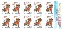 Australie - Alphabète *B* - Carnet neuf