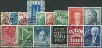 Berlin + Zones - 1948-54