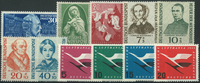 Allemagne de l'Ouest - 1949-55
