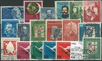 Vesttyskland - Parti - 1949-57