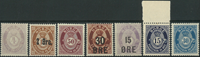 Norge - 1875-1927