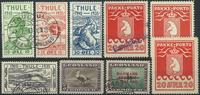 Greenland - Lot - 1915-45