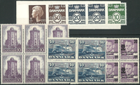 Danmark - 1942-77