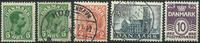 Denmark - 1913-38