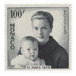 Monaco YT 489 - Postfrisk