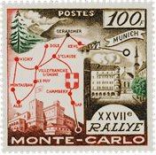 Monaco YT 491 - Postfrisk