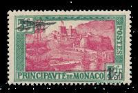 Monaco YT A1 - Postfrisk