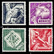 Monaco YT A51-54 - Postfrisk