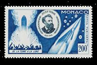 Monaco YT A60 - Postfrisk