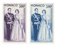 Monaco - YT A71/72 - Neuf