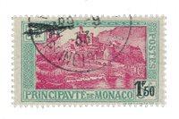 Monaco - YT A1 - Oblitéré